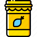 cooking, food, gastronomy, jar, seasoning icon
