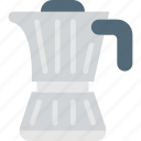 coffee, food, hot, hot drink, kettle icon