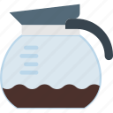 coffee, hot, hot drink, maker icon