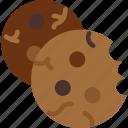 bakery, cookies, dessert, food, sweet icon
