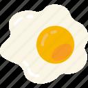 egg, food, healthy, healthy food, organic icon