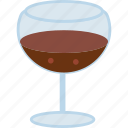 cold, drink, glass, sugar, water icon