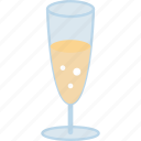 drink, glass, sugar, water, wine icon