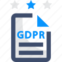 data, document, file, gdpr, privacy policy