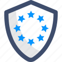 data, protection, secure, shield icon