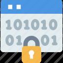 binary, code, encrypt, encryption, lock