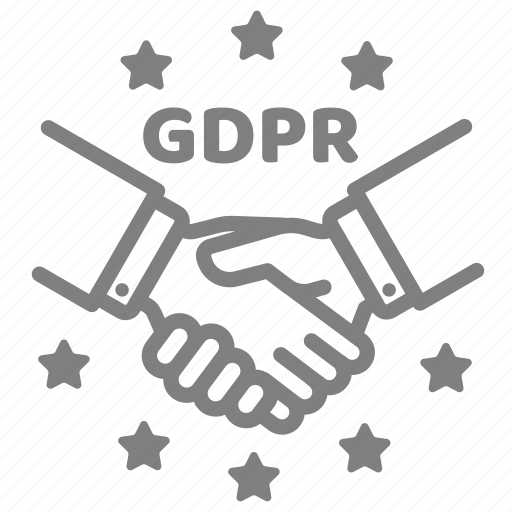 Agreement, business, contract, deal, gdpr, handshake, partnership icon - Download on Iconfinder