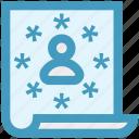 author, document, file, gdpr, paper, stars, user
