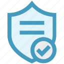 accept, complete, safe, safety, security, shield, text