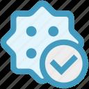 accept, botton, compliance, eu, gdpr icon