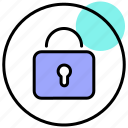 data privacy, gdpr, locked, password, privacy, protection, security icon