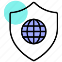 data privacy, gdpr, network security, private law, protection, security services, web security icon