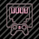 club, gamepad, gaming, lan