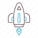 launch, research, rocket, science
