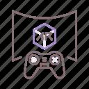 controller, game, sport, vr