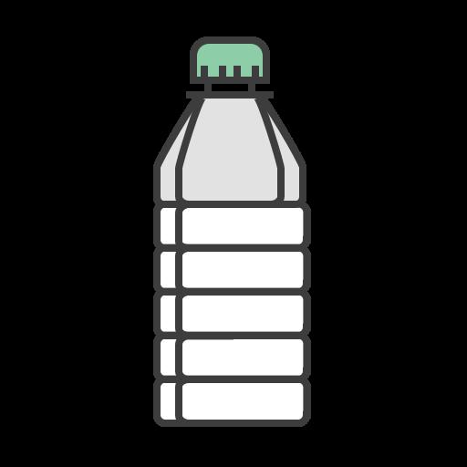 bottle, drink, journey, milk, plastic, travel, water icon