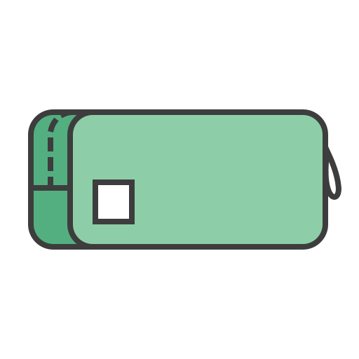 Bag, cosmetics, journey, stuff, travel, trip icon - Free download