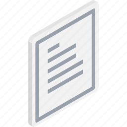 doc, document, file, files, note, notes icon