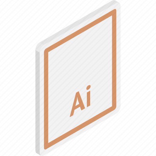 adobe illustrator, ai, file, files, illustrator icon