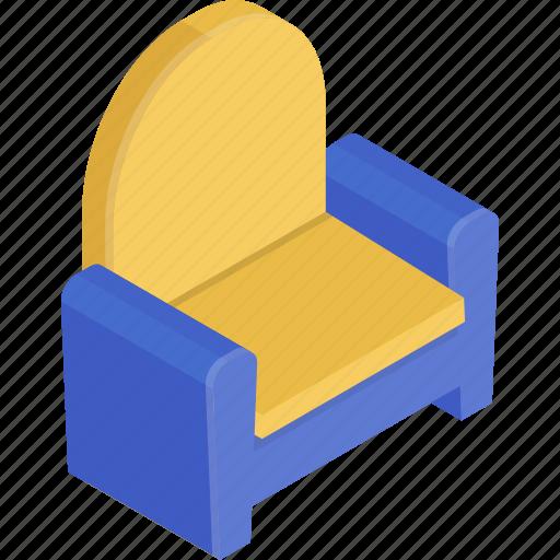 furniture, sofa icon