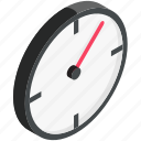 breaktime, clock, deadline, time, timeclock icon