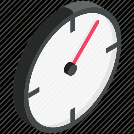 breaktime, clock, deadline, time, timeclock icon