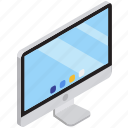 apple, desktop, imac, monitor icon
