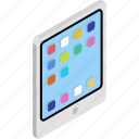 apple, device, ipad, pad, tablet icon