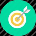 aim, bulls, deal, eye, shoot, shooting, target icon
