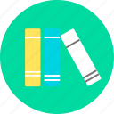 book, books, library, study icon