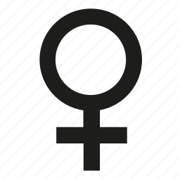 gender, woman, woman sex icon