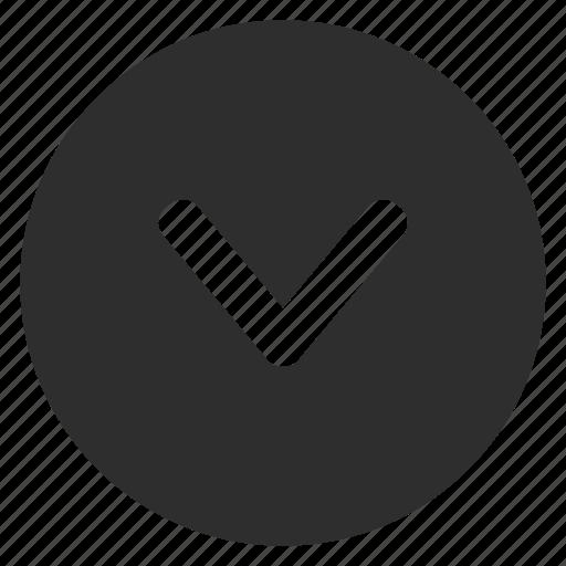 arrow, down, download, move, scroll, spoiler icon