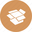 box, cargo, delviery, goods icon