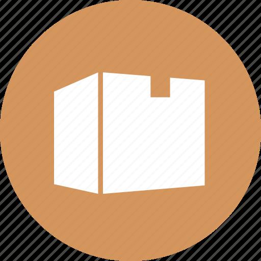 box, cargo, delivery, goods icon