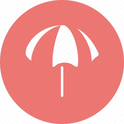 bumbershoot, protection, safety, security icon