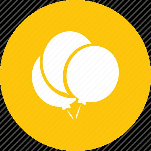balloon, celebrate, holiday icon