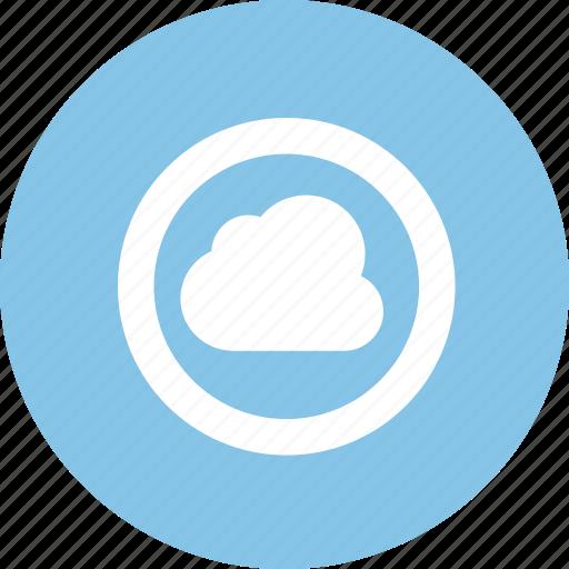 cloud, cloud server, cloud storage, weather icon