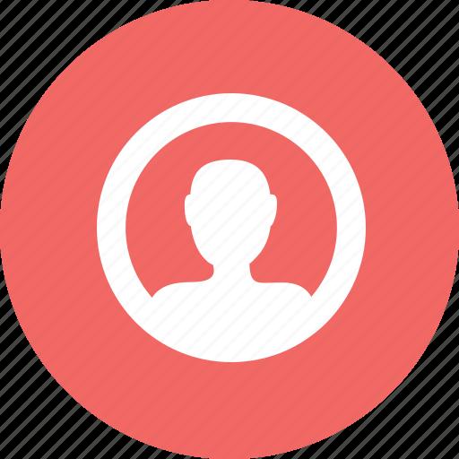 account, customer, user icon