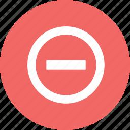 clear, delete, remove icon