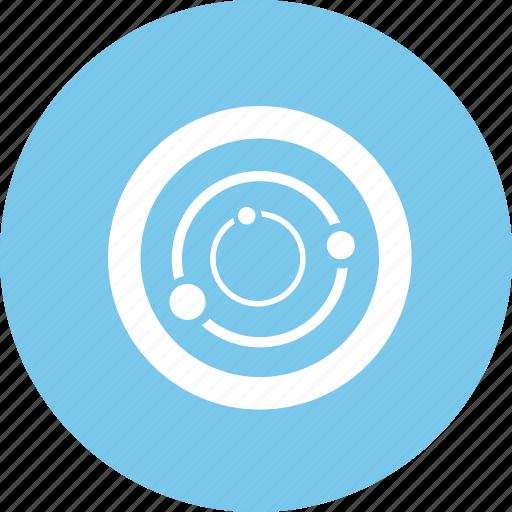 detection, radar, scan icon
