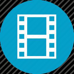 film, movie, video icon