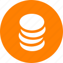 finance, funds, money icon
