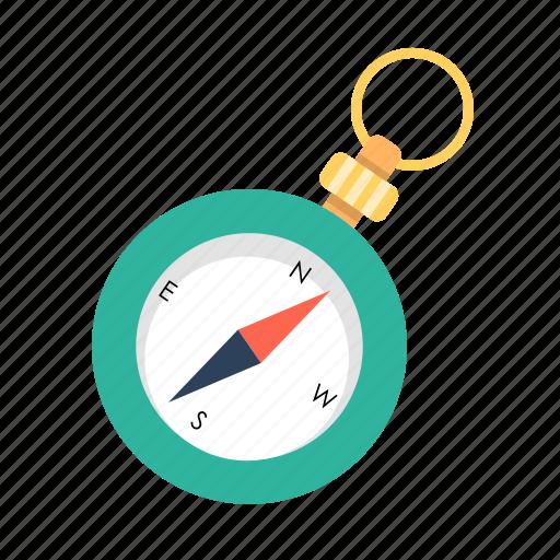 compass, encompass, range, scope, travel icon