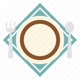 banquet, breakfast, dinner, lunch, meal, supper, travel icon