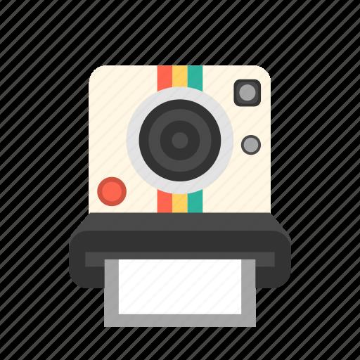 cam, camera, instagram, photograp, polaroid, travel icon