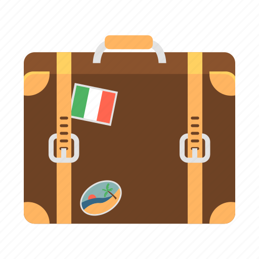 Bag, baggage, case, luggage, suitcase, travel, valise icon - Download on Iconfinder