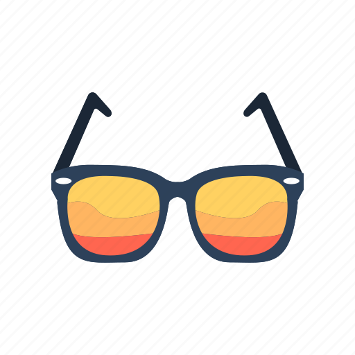 eyeglass, eyeshade, glasses, shades, sunglass, sunglasses, travel icon
