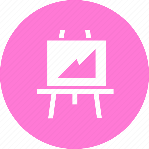draw, painting, palette icon