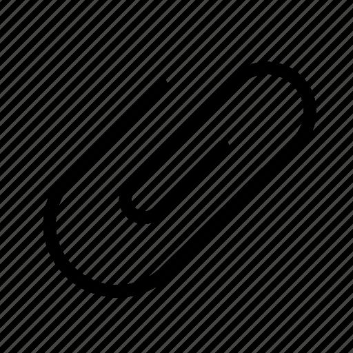 attach, attachment, attack, clip, paper icon