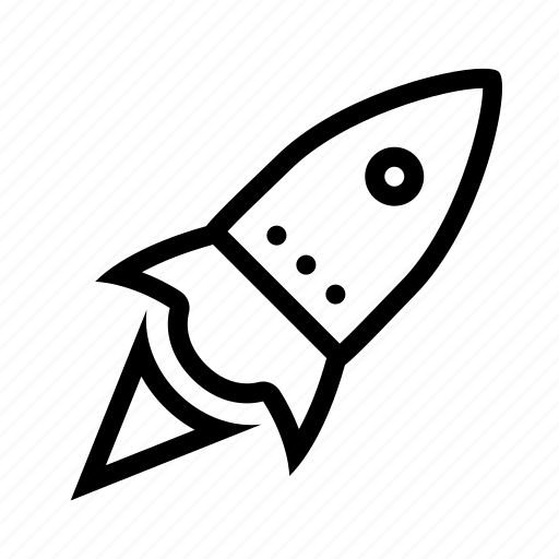 launch, pocket, socket, space, spaceship icon